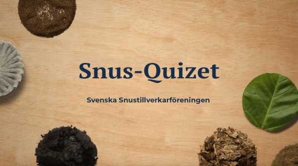 snus-quizet