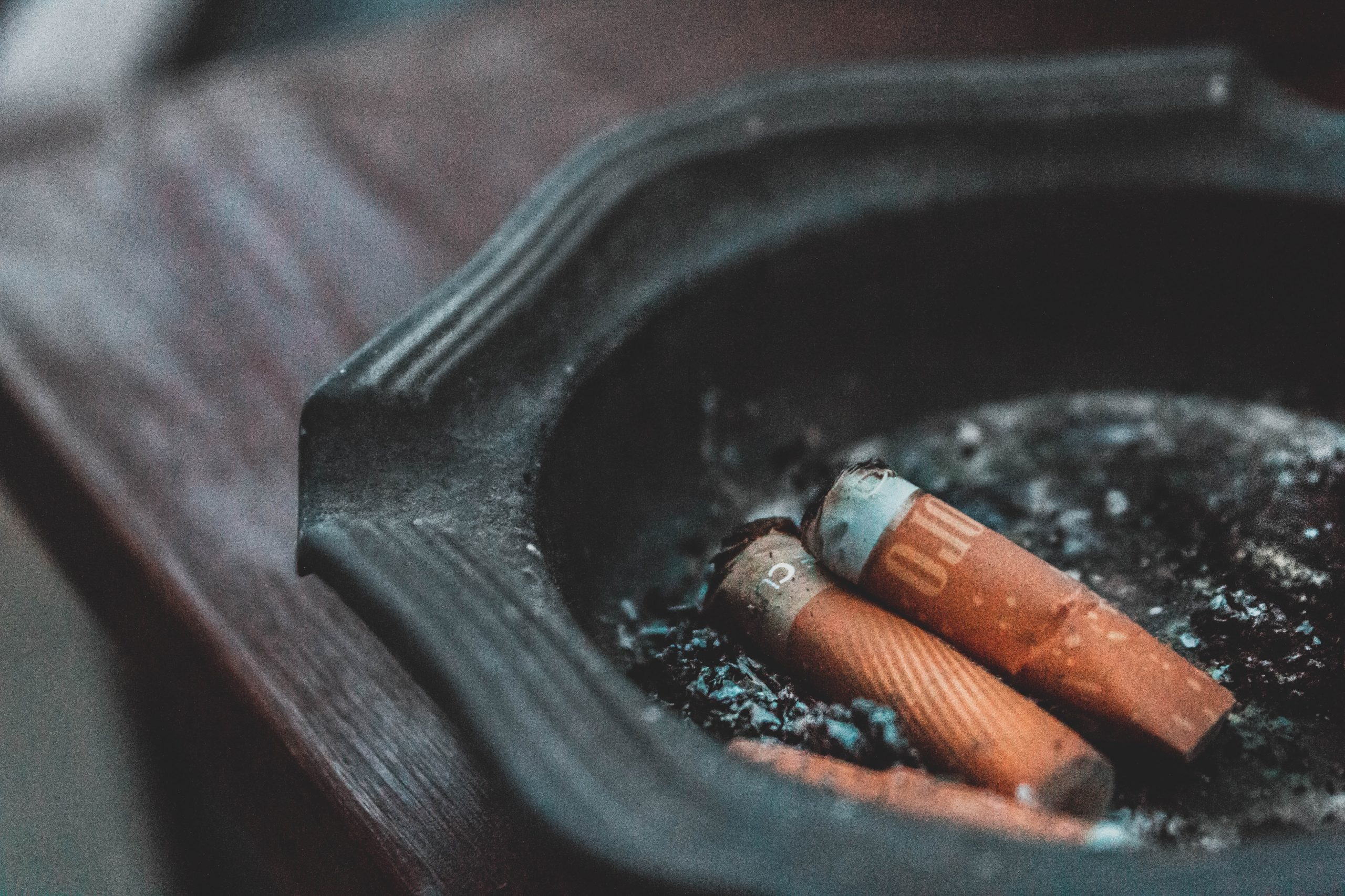cigarettförbud